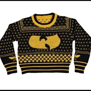 Wu-Tang Clan 36 Chambers Christmas Sweater